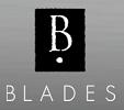 Blades Menswear Canberra Logo