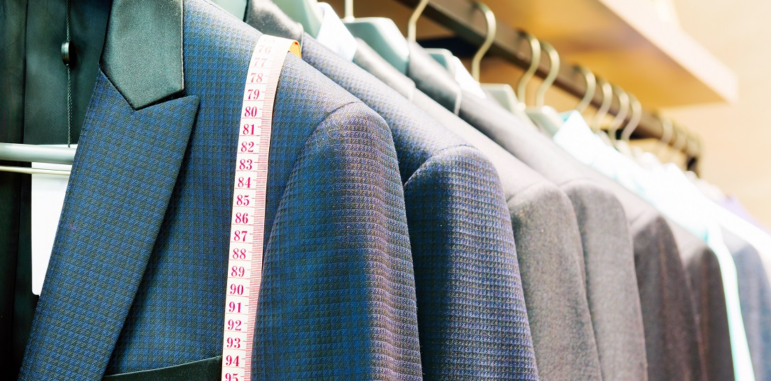 Dry cleaned suits in Canberra