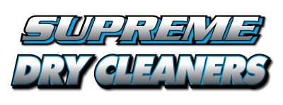 Supreme Dry Cleaners Canberra Logo 2